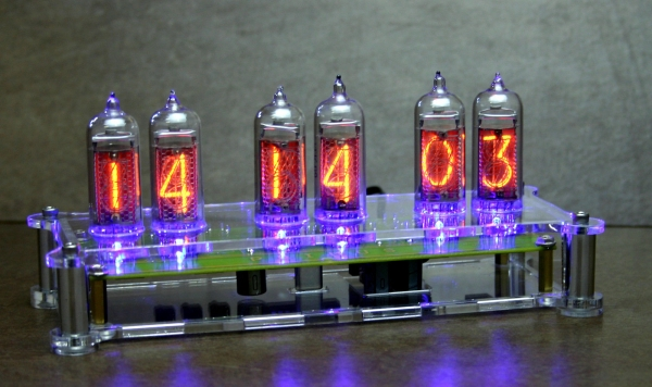 Diatron nixie clock uhr primus 14 kaufen preis kaufen bausatz